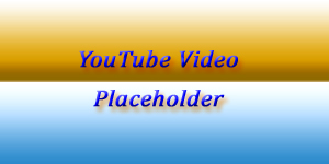 YouTube Placeholder image
